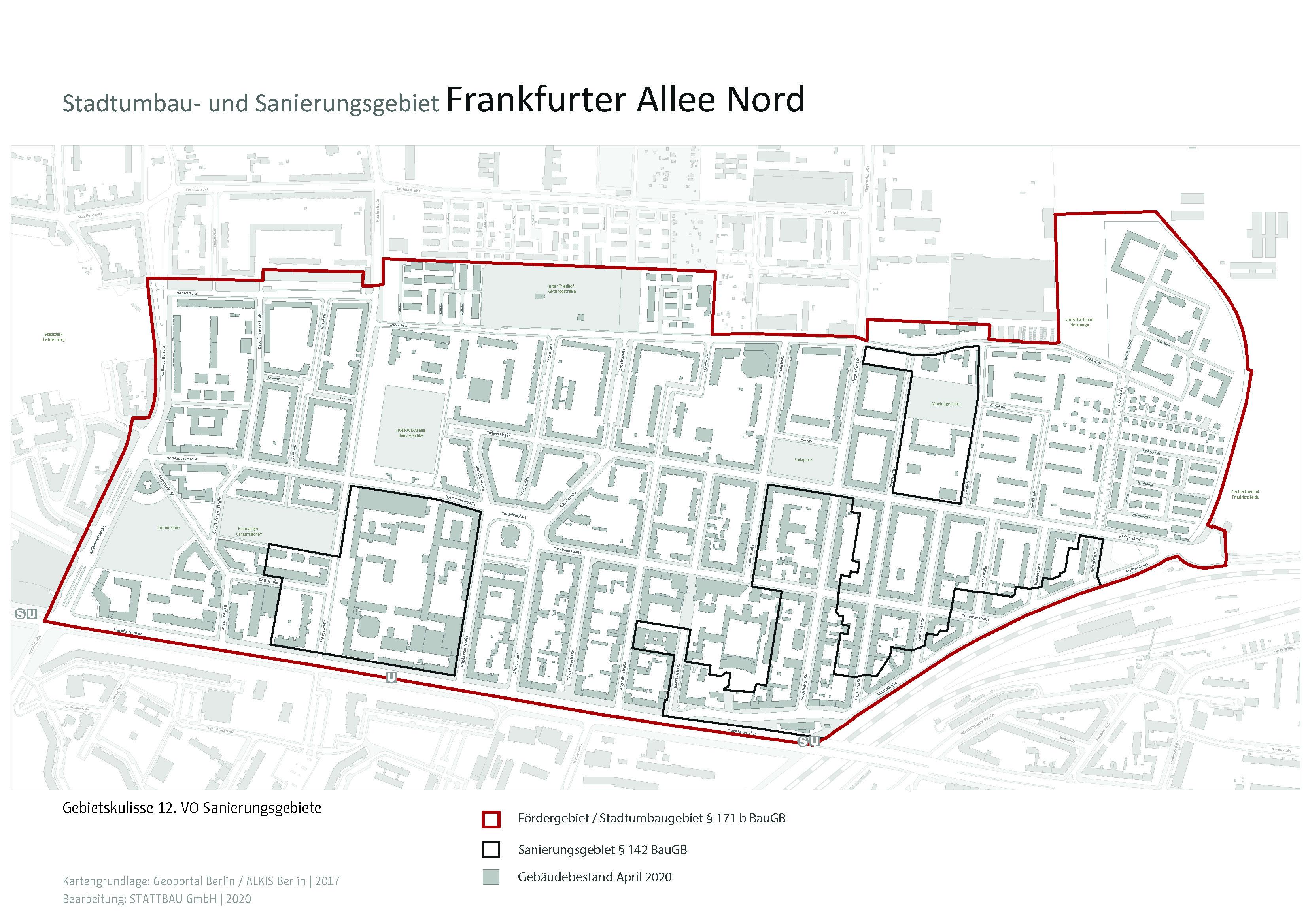 """Kulisse """"Frankfurter Allee Nord"""""""
